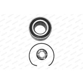 MOOG Radlagersatz 7701464049 für RENAULT, DACIA, SANTANA, RENAULT TRUCKS bestellen