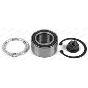 MOOG Radlagersatz 7701210111 für RENAULT, NISSAN, DACIA, RENAULT TRUCKS bestellen