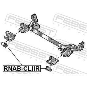 Hinterachslager RNAB-CLIIR FEBEST