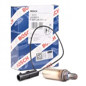 0258986501 für , Lambdasonde BOSCH (F 00H L00 311) Online-Shop