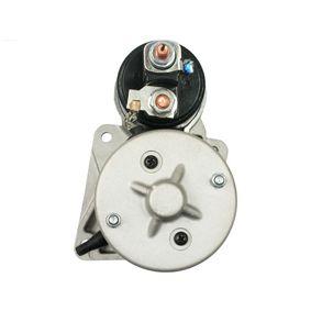PUNTO (188) AS-PL Starter motor S4025