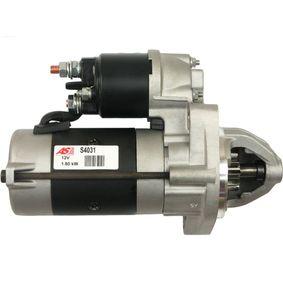 Starter Motor S4031 AS-PL