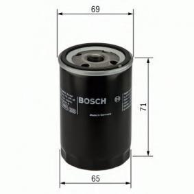 BOSCH Hauptscheinwerfer (F 026 407 001)