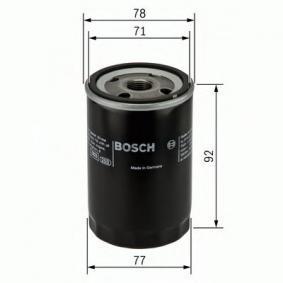 FORD FOCUS II (DA_) BOSCH Centraline F 026 407 017 comprare
