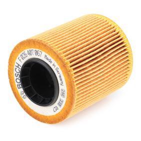 BOSCH FIAT GRANDE PUNTO Cables de bujías (F 026 407 067)