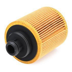 Filtro olio (F 026 407 067) fabbricante BOSCH per FIAT GRANDE PUNTO 1.3 D Multijet 75 CV anno di costruzione 10.2005 vantaggioso