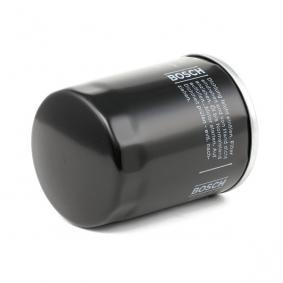 BOSCH F 026 407 077 Ölfilter OEM - 15400RAFT01 HONDA, ACURA günstig