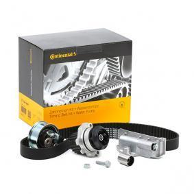 CONTITECH Zahnriemensatz CT1028WP7 für AUDI A4 1.9 TDI 130 PS kaufen