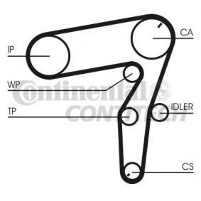 CONTITECH CT1106 Online-Shop
