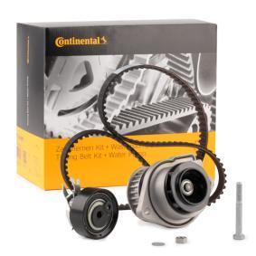 CONTITECH Pompa Acqua + Kit Cinghia Distribuzione CT846WP1 per VW POLO 1.4 60 CV comprare