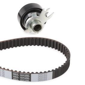 Pompa Acqua + Kit Cinghia Distribuzione Art. No: CT846WP1 fabbricante CONTITECH per VW POLO conveniente