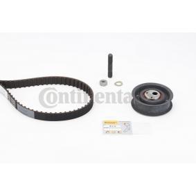 CONTITECH CT848K4 Zahnriemensatz OEM - 051198119 AUDI, SEAT, SKODA, VW, VAG, DT Spare Parts günstig