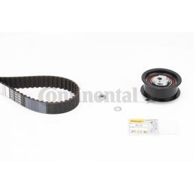 CONTITECH Zahnriemensatz 1L0198002A für VW, AUDI, SKODA, SEAT bestellen