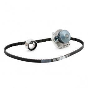 CONTITECH Water pump + timing belt kit CT999WP1