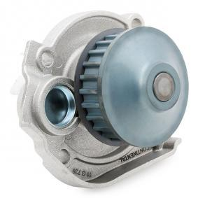 CONTITECH Water pump + timing belt kit (CT999WP1)