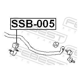 Stabilisatorlager SSB-005 FEBEST