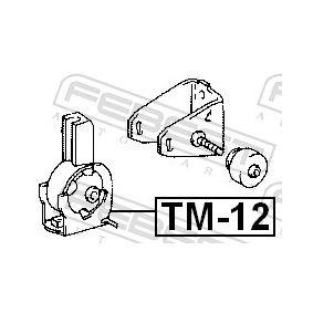 Engine mount TM-12 FEBEST