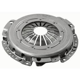 Kupplungsdruckplatte SACHS Art.No - 3082 174 031 OEM: 90512590 für OPEL, VAUXHALL kaufen