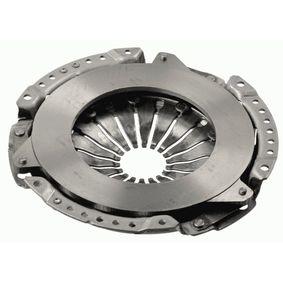 SACHS Kupplungsdruckplatte 90512590 für OPEL, VAUXHALL bestellen