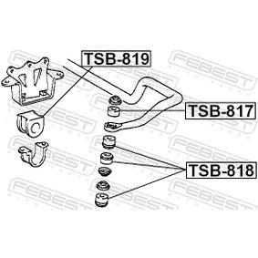 Boccola assale TSB-817 FEBEST