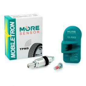 MOBILETRON Hjulsensor, däcktryckskontrollsystem TX-P002 original kvalite
