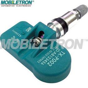Hjulsensor, däcktryckskontrollsystem tillverkarens MOBILETRON TX-P002 upp till - 70% rabatt!