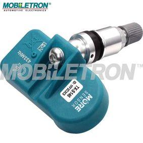 MOBILETRON Hjulsensor, dæktrykkontrolsystem 224705122393661223936 Rating