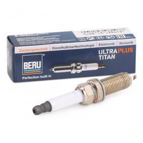 BERU Zündkerzensatz UPT4