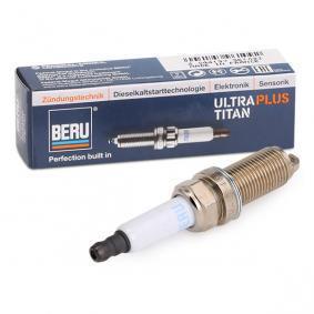BERU Candele motore UPT5