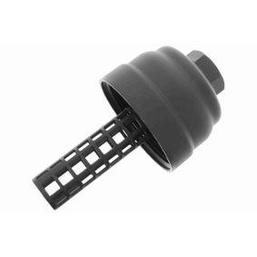 VAICO V10-3865 Gehäuse, Ölfilter OEM - 06E115405A AUDI, SEAT, SKODA, VW, VAG, CUPRA günstig