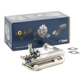 VEMO Cooler, exhaust gas recirculation BLS Caddy UG V10-63-0100 original quality
