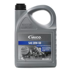 Olio motore SAE-20W-50 (V60-0298_S) di VAICO comprare online