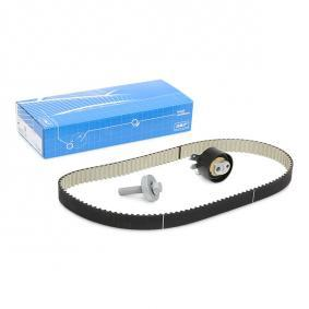Juego de correas dentadas SKF Art.No - VKMA 06136 OEM: 130C11508R para RENAULT, DACIA, RENAULT TRUCKS, AC obtener