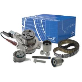 SKF Set pompa apa + curea dintata 04L121011P pentru VW, AUDI, SKODA, SEAT cumpără
