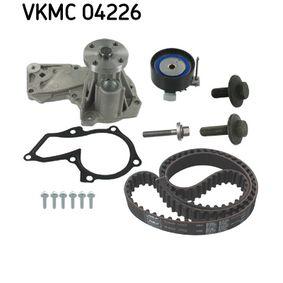 SKF Wasserpumpe + Zahnriemensatz VKMC 04226
