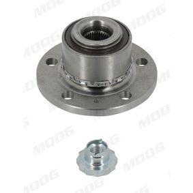 Hjullejesæt MOOG Art.No - VO-WB-11022 OEM: 6R0407621A til VW, AUDI, SKODA, SEAT erhverv