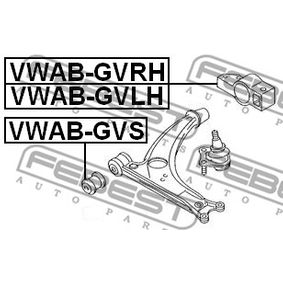 Ulozeni, ridici mechanismus VWAB-GVS FEBEST