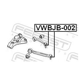 FEBEST Reparatursatz, Trag- / Führungsgelenk 8K0407509N für VW, AUDI bestellen