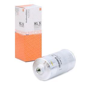 DEDRA (835) MAHLE ORIGINAL Filtro combustibile KL 5