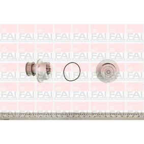 Wasserpumpe FAI AutoParts Art.No - WP3084 OEM: PA7204 für PIAGGIO, BUGATTI kaufen