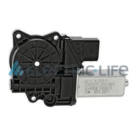 ELECTRIC LIFE Fensterhebermotor ZR BMO38 L C