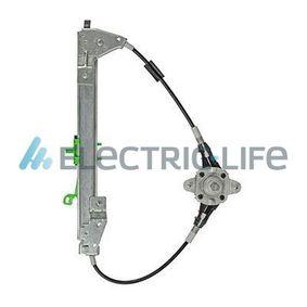 ELECTRIC LIFE FIAT PUNTO Window regulator (ZR FT905 L)