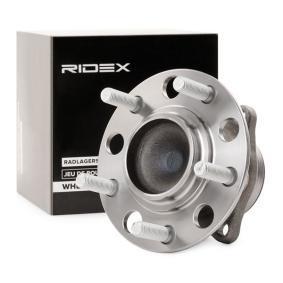 ASX (GA_W_) RIDEX Buje de rueda 654W0382