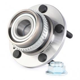 RIDEX Rodamiento de rueda 654W0224