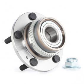 Cojinete de rueda RIDEX (654W0224) para KIA SPORTAGE precios