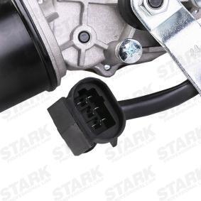 STARK RENAULT CLIO Scheibenwischermotor (SKWM-0290063)