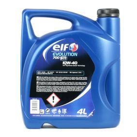 FIAT 9.55535-G2 Motorolie 2202841 van ELF van originele kwaliteit