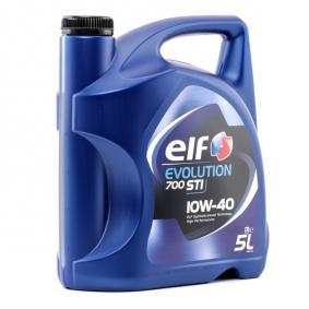 FIAT CROMA Motor oil - 2202840 ELF