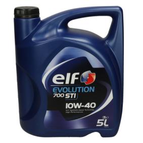 SAE-10W-40 Aceite para motor ELF, Art. Nr.: 2202840