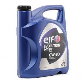 PKW Motoröl ELF (2195413) niedriger Preis